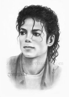 Michael Jackson. 5 by zimnika7 on DeviantArt