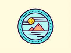 Travel Icon by STUDIOJQ