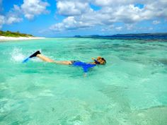 Snorkeling on #Bonaire, Dutch #Caribbean