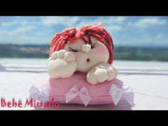 Como fazer bonecas de pano lindas - Parte 1 - Bebê Mimado - YouTube