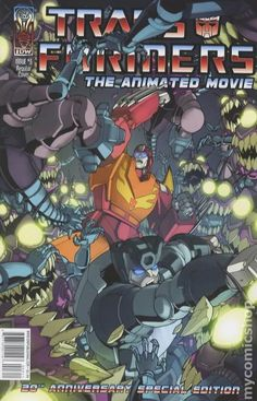 Transformers Animated Movie Adaptation (2006) 3A