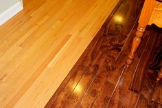 We are laying plywood floors in our family room because we had to rip up the awful stained carpet in that room and ANYTHING would have been an improvement.  I didn't want carpet again. A…