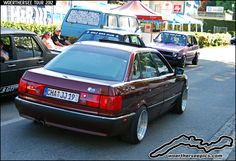 rat look audi 80 - Google Search