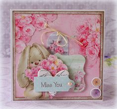 ScrapBerry's: a card by Romy Veul with our Summer Joy collection