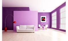 déco intérieur violet   Un intérieur tendance avec le violet