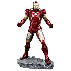 Avengers Movie: Iron Man Mark VII ArtFX Statue