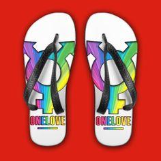 "Eurekah Artwear: ""OneLove Rainbow"""
