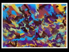 30th, Abstract, Painting, Video Clip, Summary, Painting Art, Paintings, Painted Canvas, Drawings