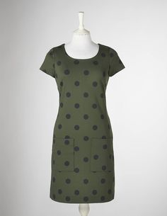 Boden cotton shift-pockets are good.