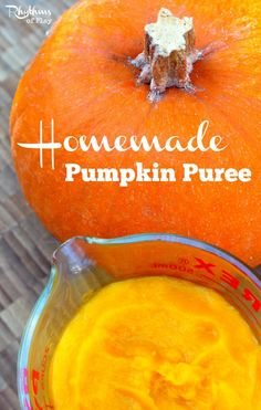 You just can't beat cooking with homemade pumpkin puree. Making it yourself adds flavor  to you recipes that you just can't get out of a can. It's so easy you'll wonder what took you so long to try it!