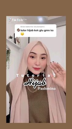 Pashmina Hijab Tutorial, Hijab Fashion, Ootd, Outfits, Style, Swag, Suits, Kleding, Outfit