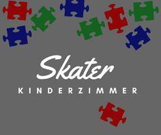 Mit Einem Graffiti Wandtatto, Einer Skater Garderobe, Coolen  Kinderzimmermöbeln Und Viel Dekoration Im Skater Style. Auch Skater  Bettwäsche Und Ein Cooler ...