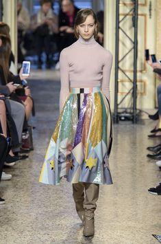 Emilio Pucci at Milan Fashion Week Fall 2018 - Runway Photos