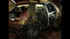 Carro é incendiado por criminosos na zona norte do Rio - Vídeos - R7