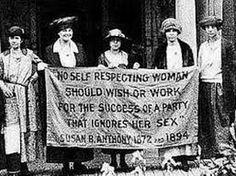 """In the 1920s, there was the """"suffrage movement"""" in Australia. Women that were organising themselves to fight for equal rights in the society. They wanted equal justice, equal privileges in marriage and divorces, they wanted to be able to vote, to be able to be free to express their opinions and not be judged as a subordinate person."""