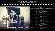 Perfume Mickael Carreira -  915 327 380
