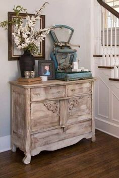 Love this old chest!