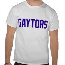 gators suck merchandise