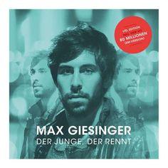 Die CD Max Giesinger: Der Junge, der rennt (Limited Edition) jetzt probehören und für 17,99 Euro kaufen. Mehr von Max Giesinger gibt es im Shop.