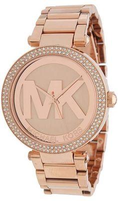 5d9ef4131a1f Michael Kors MK5865 - Parker Analog Watches Michael Kors Watch