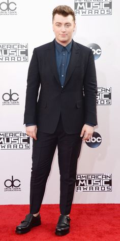2014 American Music Awards - Sam Smith