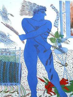 ALEXANDRE FASSIANOS Classical Period, Classical Art, Hellenistic Period, Minoan, Greek Art, Conceptual Art, Printmaking, Contemporary Art, Greece