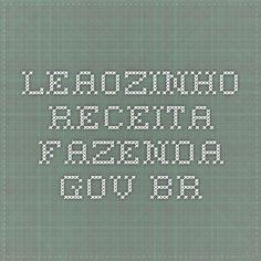 leaozinho.receita.fazenda.gov.br
