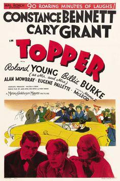 1937 - TOPPER - Norman Z. McLeod