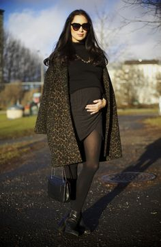 Ingrid Holm blog, maternity outfit, pregnant