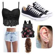 """""""Untitled #1"""" by ajlamiftari on Polyvore"""