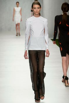 Marios Schwab Spring 2014 Ready-to-Wear Collection Slideshow on Style.com