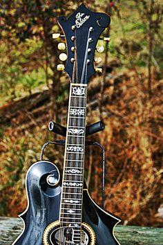 1906 Gibson F2 Mandolin - Serial No. 4310 #gibson #mandolin #music