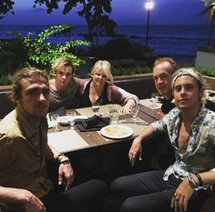Ryland, Stormie, Rocky, Riker, and Mark