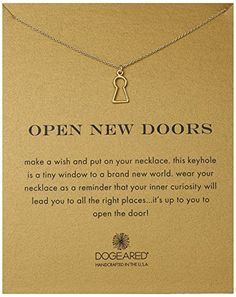 Dogeared Open New Doors Keyhole Gold Dipped Chain Necklace Dogeared http://www.amazon.com/dp/B0148OHNUI/ref=cm_sw_r_pi_dp_52FDwb0FN0ZKF