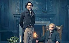 Jonathan Strange and Mr Norrell. Magic is real.