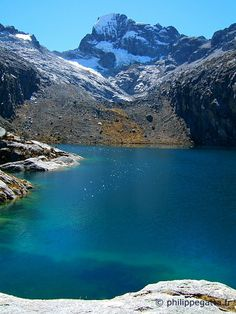 Laguna Churup--Huaraz, Peru