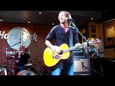 Keith Urban performs at the Hard Rock in Nashville - YouTube