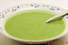 Broccolisoppa Cantaloupe, Fruit, Broccoli, Ethnic Recipes, Food, Drinks, Drinking, Beverages, Essen
