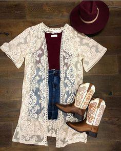 "5ce40b7dbb2 El Potrerito Western Wear on Instagram  ""Girls get this look  elpotrerito  Boots and hat 😍ElPotrerito.com Clothing 😍aleaccessories.com"""