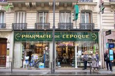 Oh là là!! Farmacias de París #Farmacéuticosporelmundo #farmacia #curiosidades #Paris #consejosdefarmacia http://www.consejosdefarmacia.com/2014/07/farmacias-de-paris.html