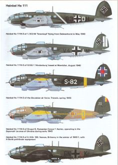 Heinkel He 111...used to have a model of this one...