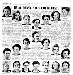 2 giugno: festa della Repubblica o festa delle donne?