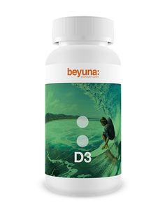 Vitamine D3 • verhoogt de calciumopname in de botten • draagt bij tot normale calciumgehalten in het bloed • gezondheidsraad beveelt senioren en mensen met een donkere huidskleur aan extra vit D te gebruiken ter versterking van de botten • speelt een rol bij het behouden van sterke spieren • draagt bij aan een normale celdeling