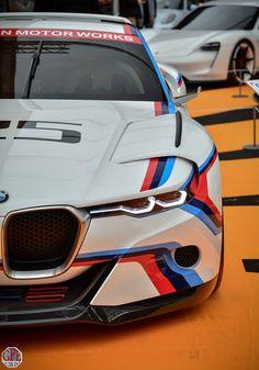 BMW 3.0L CSL Hommage R