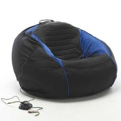 video gaming chairs and funriture   Top Gaming Chairs for Hardcore Gamers This Christmas  sc 1 st  Pinterest & pyramat bean bag gaming chair   ... bean bag - we give you the ...