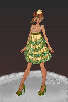 Urban DDNTM - Yummy! - Stilton Cheese by ToTheMoon ~ Modern Fashion Dress Up