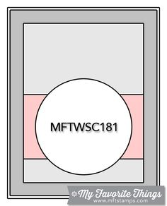 Patterned Paper : MFTWSC181, Ahoy!