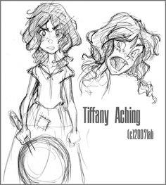 Tiffany Aching - WFM by lberghol on DeviantArt