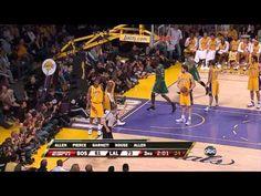 Boston Celtics' amazing 24 point comeback vs Lakers (2008 NBA Finals Game 4) - YouTube