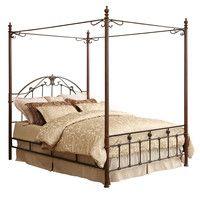 Lanien Canopy Bed